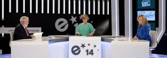 DEBATE ELECCIONES EUROPEAS